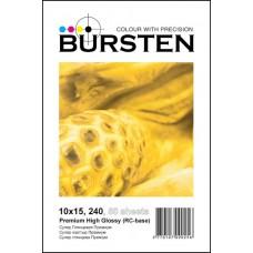 Фотобумага BURSTEN Супер Глянец 10х15, 240 (50 л)..