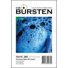 Фотобумага BURSTEN Сатин 10x15, 260 (50л)..