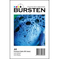 Фотобумага BURSTEN Сатин A5, 260 (50л)..
