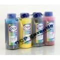 Комплект пигментных чернил OCP (BKP/CP 115, MP/YP 102) для Epson 100 мл x 4