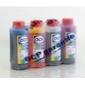 Комплект чернил OCP для заправки принтеров Canon PIXMA G1400, G2400, G3400 100 мл x 4
