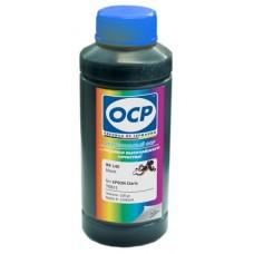 Водорастворимые чернила черного цвета OCP BK140 для Epson 100мл..