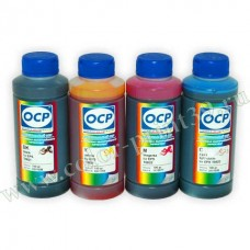 Комплект чернил OCP для Epson Expression Home XP - Series 100 мл x 4..