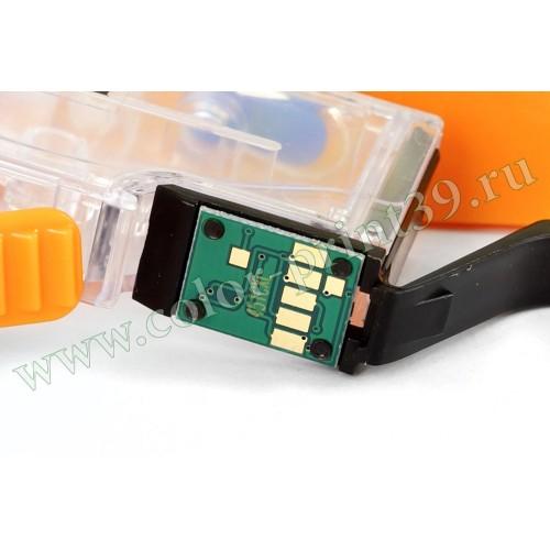 Комплект перезаправляемых картриджей Cactus CS-R-EPT1295 для Epson Stylus Office B42/BX305/BX305F