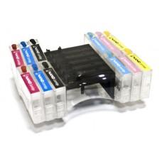 НАНО-картриджи BURSTEN NANO 3 для EPSON T50 T59 TX650 TX659 R270 TX700..