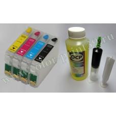 Промывочный набор для Epson Stylus S22, SX125, SX130, SX420W, SX425W..