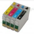 Перезаправляемые картриджи для Epson ТХ117, T27, TX106, TX109, T26, TХ119, CX4300