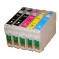 Перезаправляемые картриджи для Epson Office T1100