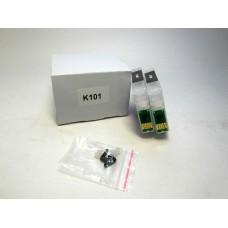 Перезаправляемые картриджи (ПЗК) для EPSON K101, K201, K301..
