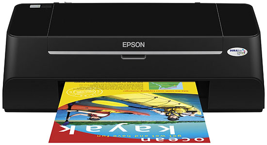 Обзор принтеров Epson Stylus