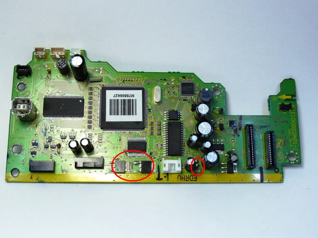 инструкция по разборке принтера epson tx117